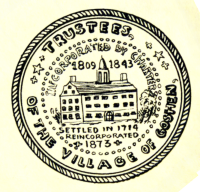 1880 Seal of Goshen