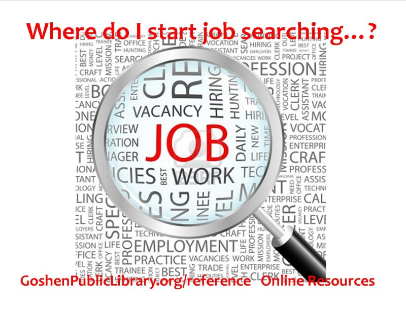 job searchingdpf