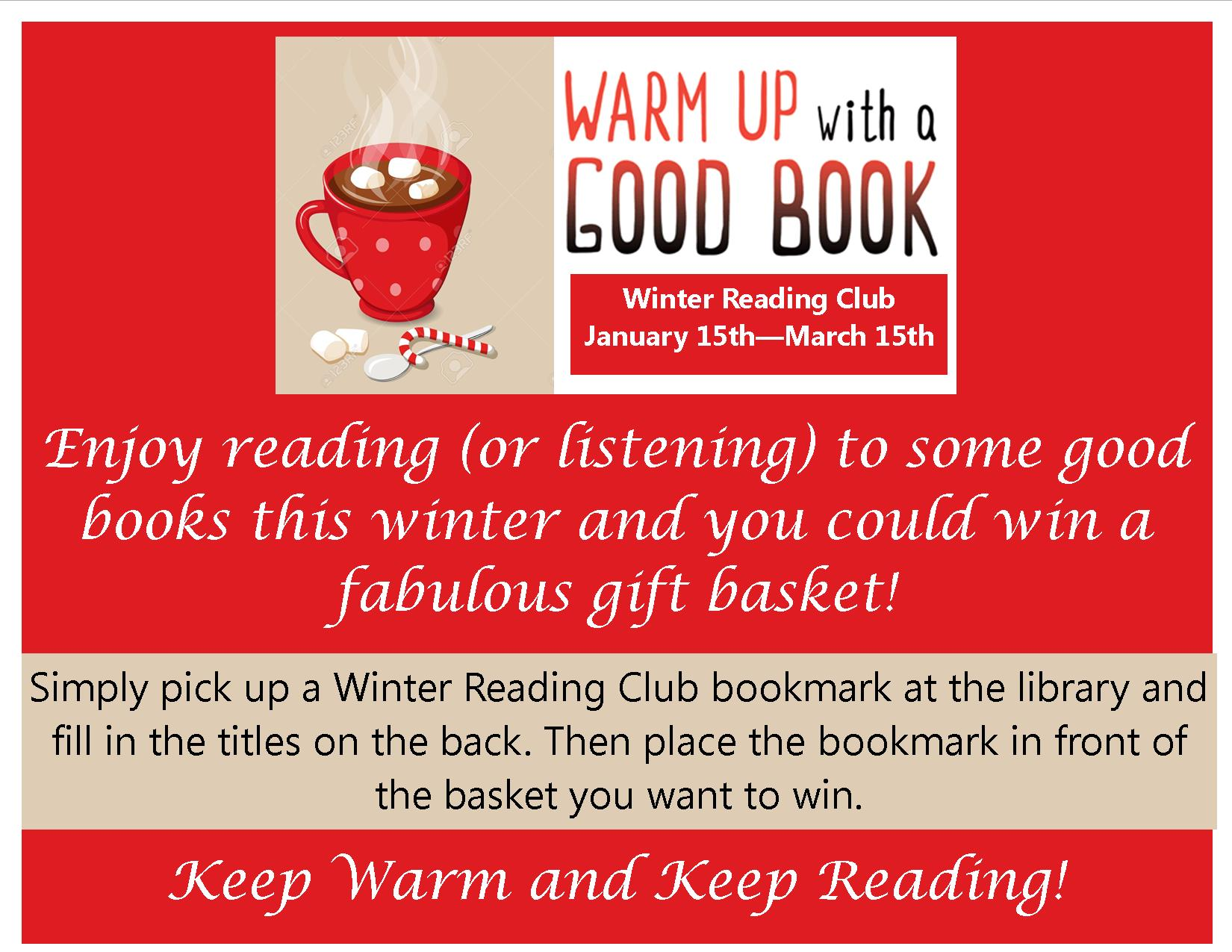 Winter Reading Club flyer jpg