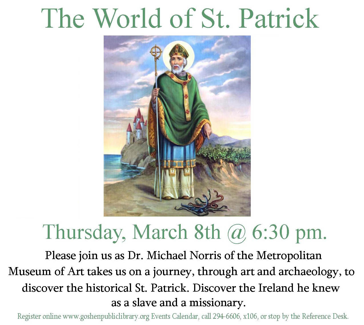 World of St. Patrick HORIZ