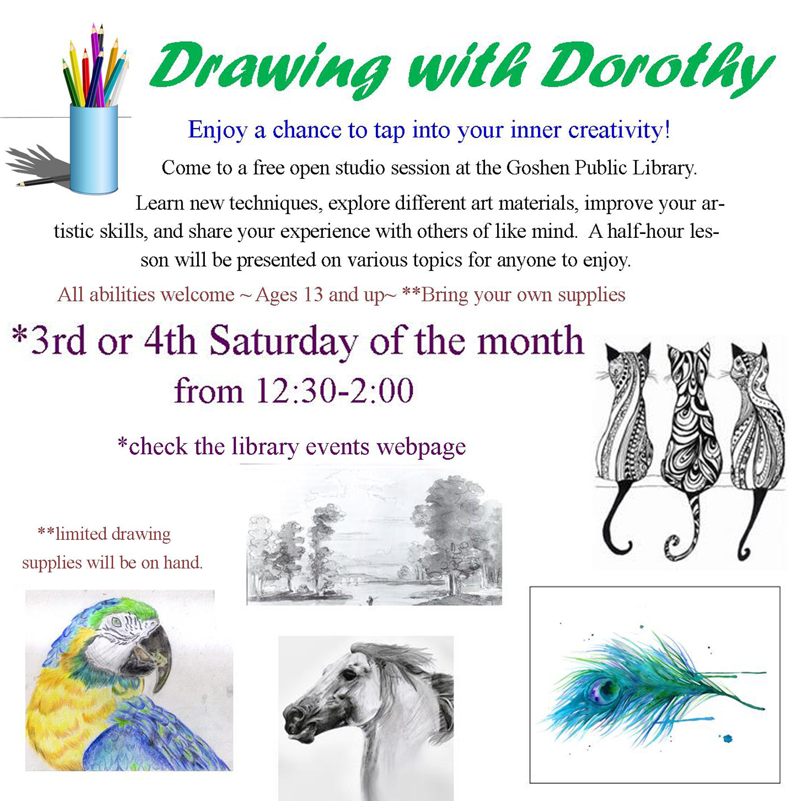 Drawing with Dorothy flyer 2_inSTA